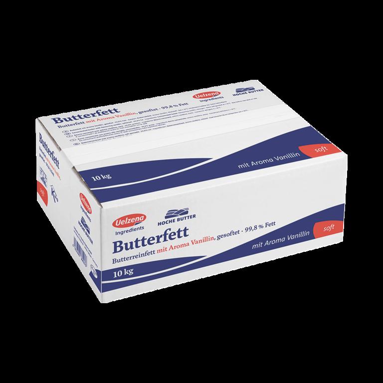 Butterfett soft mit Vanillin