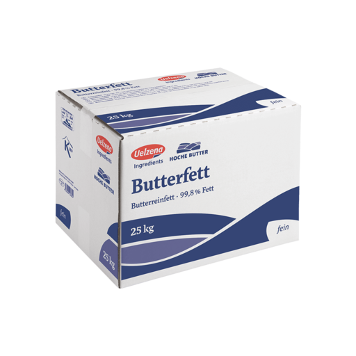 Butterreinfett fein 25 kg