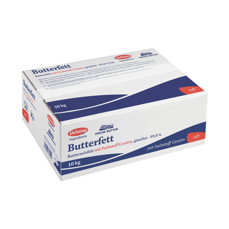 Butterfett soft mit Carotin