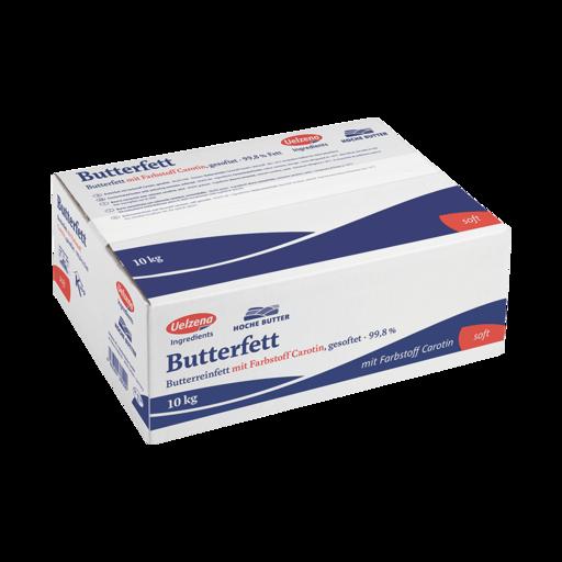 Butterfett soft mit Carotin 10 kg