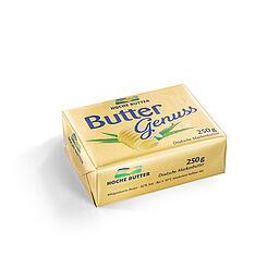Download: 120086 - Buttergenuss Deutsche Markenbutter <span>250 g</span>
