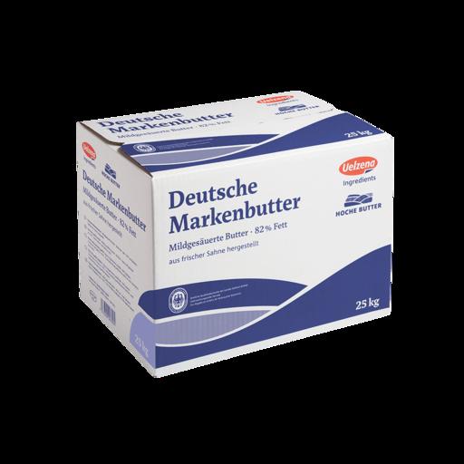 Deutsche Markenbutter 25 kg