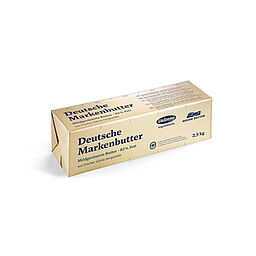 Download: 303 - Deutsche Markenbutter <span>2,5-kg-Stange</span>