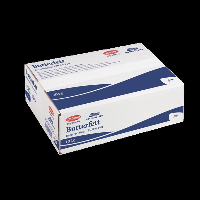 Butterreinfett fein