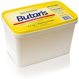 Download: 130038 - Butaris Butterschmalz <span>2,5 kg Becher</span>