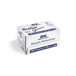 Download: 320 - Buttergenuss Portionsbutter <span>20 g / Karton</span>