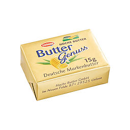 Download: 120204 - Buttergenuss Portionsbutter <span>15 g</span>