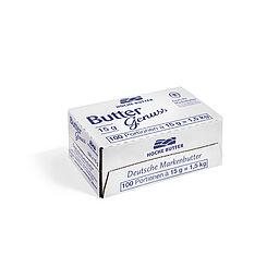 Download: 120204 - Buttergenuss Portionsbutter <span>15 g / Karton</span>