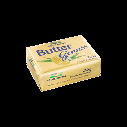Buttergenuss Deutsche Markenbutter 250 g