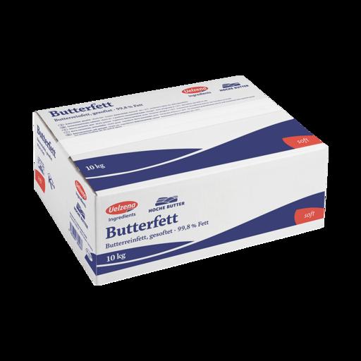 Butterfett soft mit Vanillin 10 kg