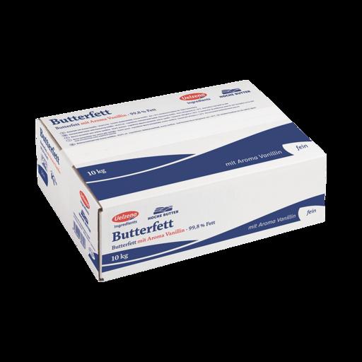 Butterfett fein mit Vanillin 10 kg