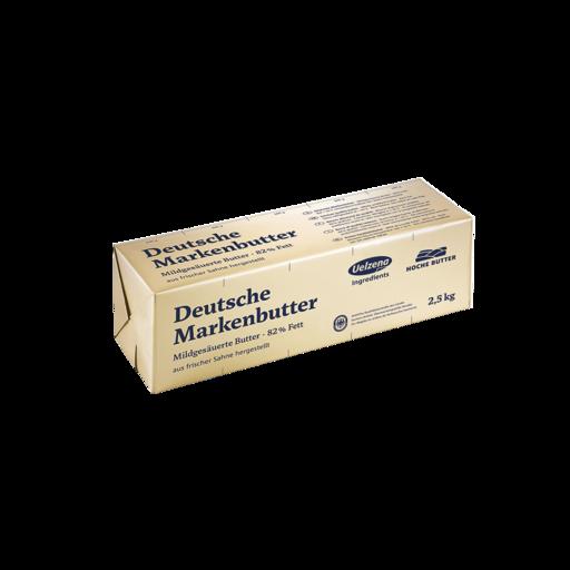 Deutsche Markenbutter 2,5-kg-Stange